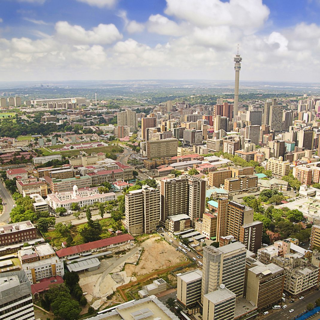 Blockchain assets south african