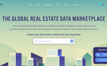Imbrex launches to let agents put property listings on the blockchain