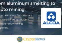 Aluminum factories make great cryptocurrency mining farms, especially if they used to belong to Alcoa