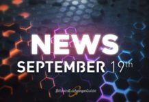 Best Cryptocurrency Headlines Happening Today in the Bitcoin and Blockchain Industry