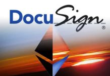 DocuSign Expands By Adding Ethereum (ETH) Support And Blockchain Integration