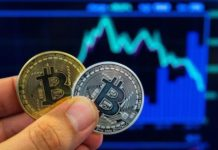 Bitcoin suffers big drop of more than $800 dollars over today