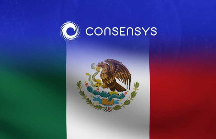 New Blockchain Ociation Of Mexico Led By Consensys