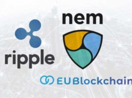 Ripple-and-NEM-Team-Up-to-Launch-EU-Blockchain-Association-in-Effort-to-Get-On-The-Good-Of-Regulators