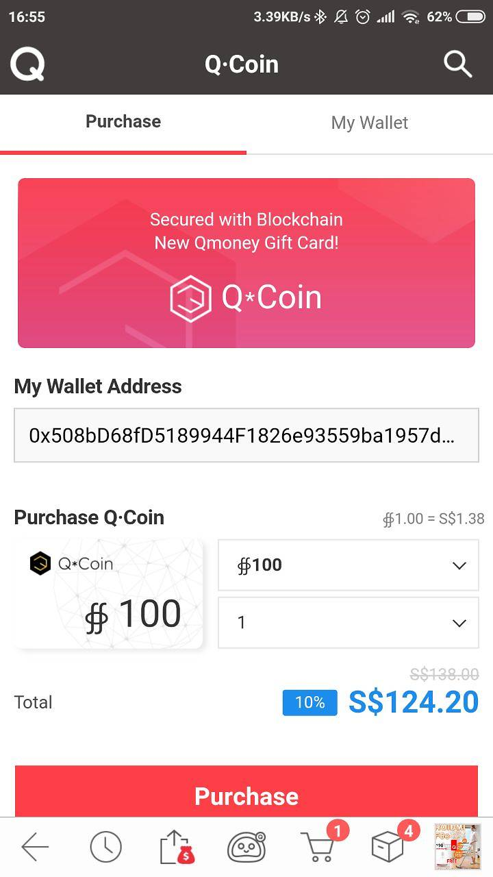 Qoo10 promises no more transaction and service fees on new QuuBe