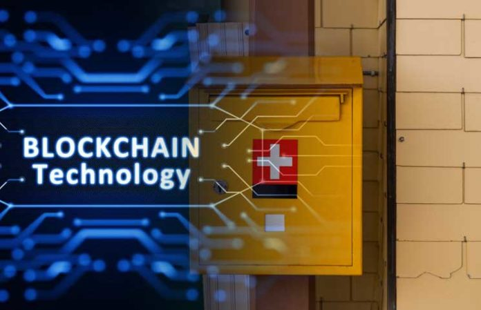 Switzerland's National Postal Service and Telecoms Provider to Create a Blockchain using Hyperledger Fabric
