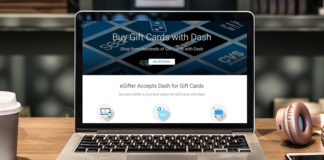 Gift Card Service eGifter Integrates Dash with Anypay Partnership