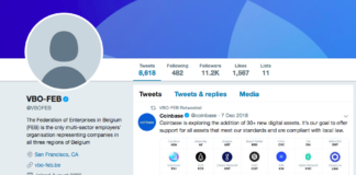 Hackers Turn Twitter of Belgian Non-Profit Into Fake Coinbase Promo Account