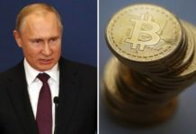 Russia GUNNING for bitcoin: Putin aiming to BRING DOWN BTC with CRYPTORUBLE | City & Business | Finance