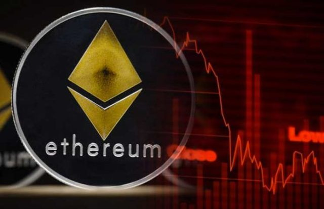 Ethereum is down
