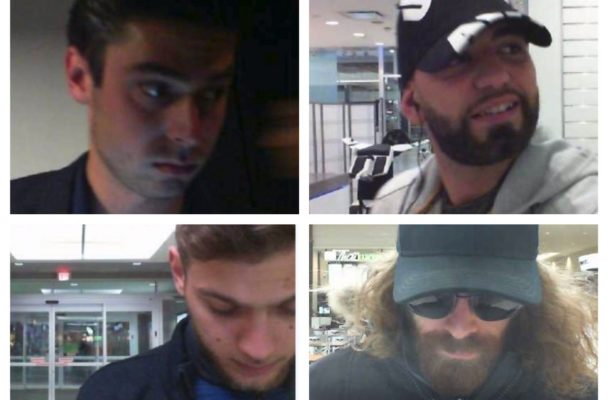 The ₿ Team: Four men suspected of ripping off 112 Bitcoin ATMs across Canada (via Calgary Police Service Cybercrime Team).