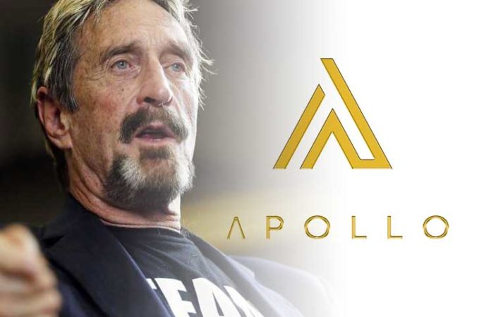 John mcafee cryptocurrency ico