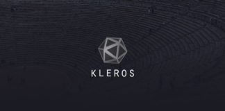Screenshot des Kleros-Logos