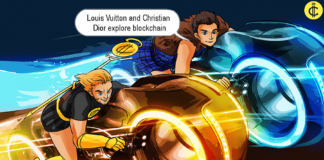 The French luxury giant, between the months of May and June, should roll out Aura, a blockchain network for the authentication of its products that will initially be reserved for the Louis Vuitton and Perfumes Christian Dior brands.