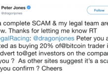 Crypto Scams Hit Elon Musk and Peter Jones