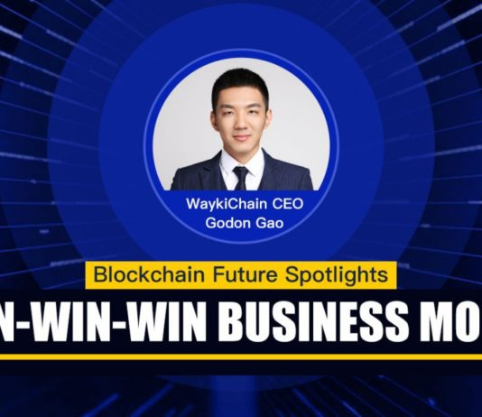 PR: WaykiChain CEO Gordon Gao Building a Win-Win Public Blockchain - Bitcoin News