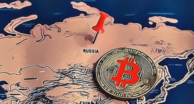 Bitcoin & Crypto Mining in Russland