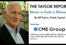 Bitcoin vs Gold vs Ethereum