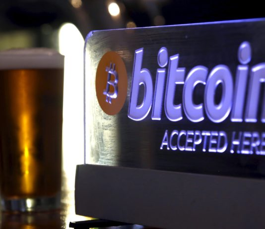 bitcoin accepteret her cryptocurrency