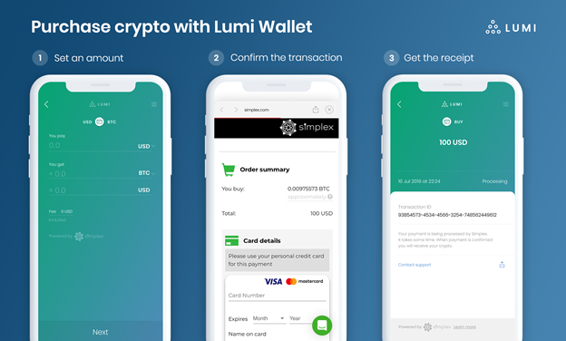 petro cryptocurrency wallet