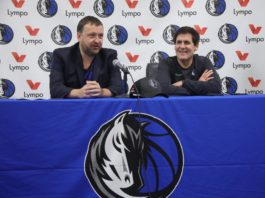 Dallas Mavericks und Lympo kündigen den US-Start der Nation an