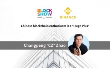 Binance CEO Says Chinese Blockchain Optimism is a