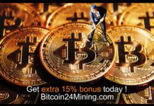 Bitcoin24mining Announces Extra Special Bonus for New Members This Month