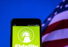 Fidelity Investments Finansielle services firmalogo set