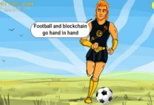 Blockchain dans le football