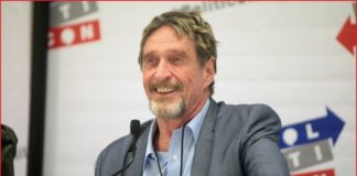 McAfee: le bitcoin atteindra le million de dollars 1 | Ère de l'information