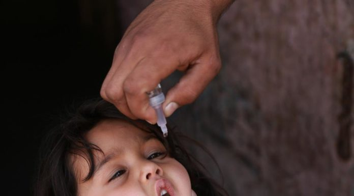 CAMPAGNA AFGHANISTAN-KABUL-VACCINATION