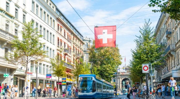 A $134M Building in Zurich Sells Via Cryptocurrency - The Market Herald