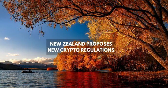 new zealand tax on cryptocurrency