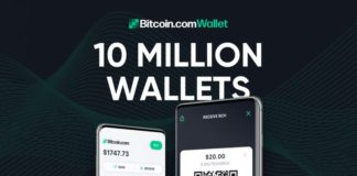 Lightning-Fast New Bitcoin.com Wallet Proves Popular With Over 10 Million Wallets Created
