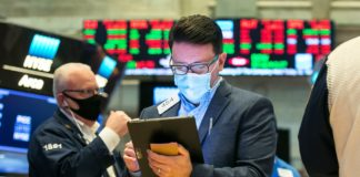 Dow futures bounce after biggest one-day February loss