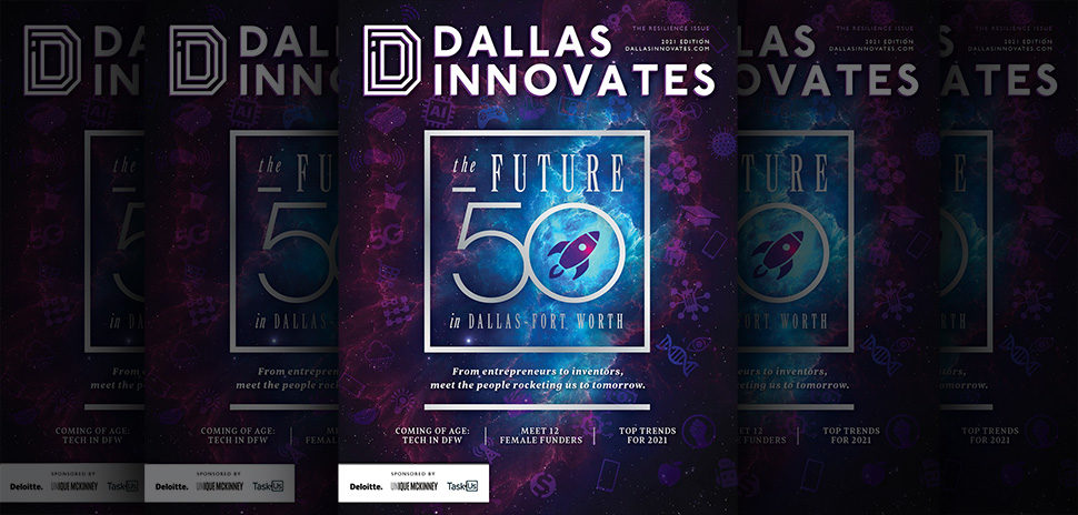 dallas innove magazine 2021